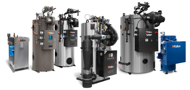 Steam Boilers & Equipment