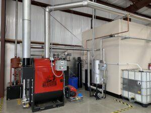 Distillery Boiler Equipment